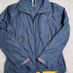Adidas jacket!